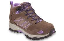 The North Face Girl's Dehyke cub brown/african violet